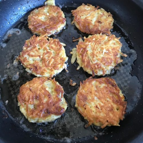 kartoffel rösti røsti