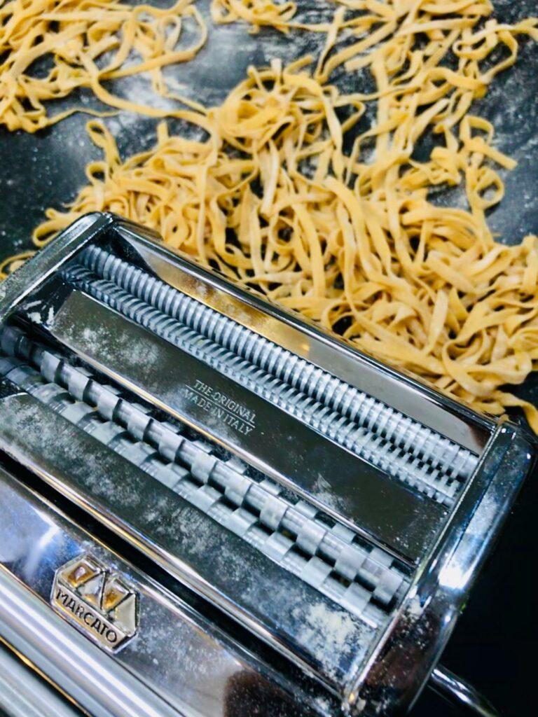 hjemmelavet pasta en grundopskrift